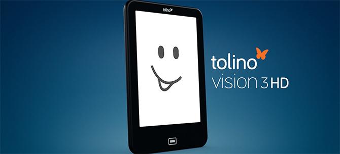 <strong>TOLINO</strong>eReader
